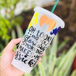 Hocus Pocus Starbucks Venti Cold Cup